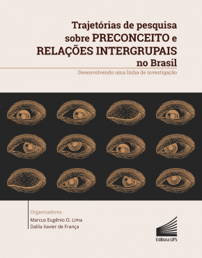 Capa_Trajetórias de pesquisa sobre preconceito e relações intergrupais no Brasil