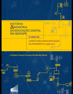 Capa_História e memória da educação digital em Sergipe