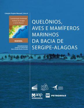 Capa-Quelônios, Aves e Mamíferos Marinhos da Bacia de Sergipe-Alagoas